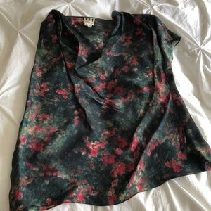 Haute Hippie Silk Shirt
